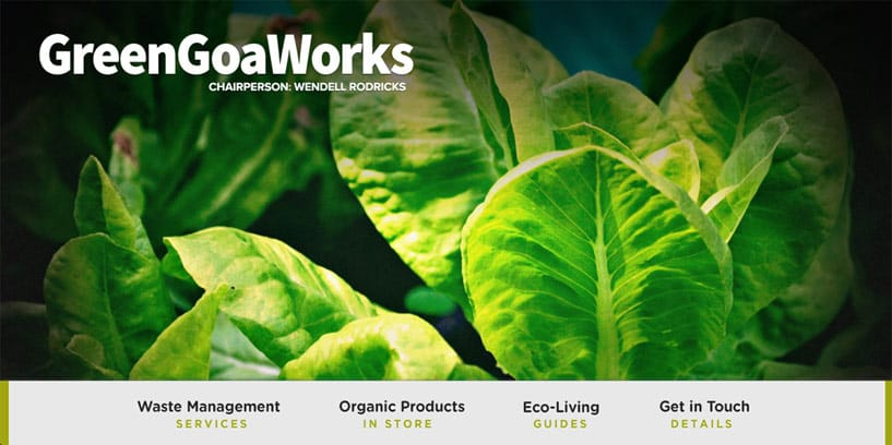 Green Goa Works screenshot